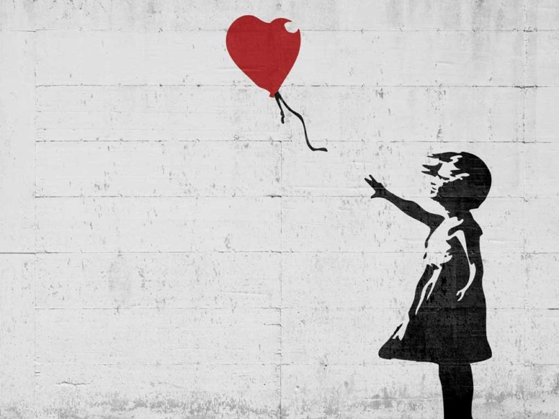 Banksy – a visual protest