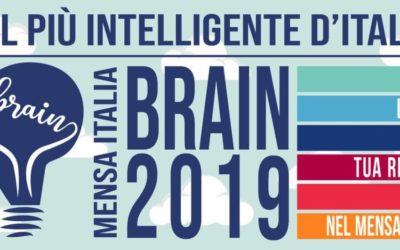 Gara nazionale di logica Brain – 2019