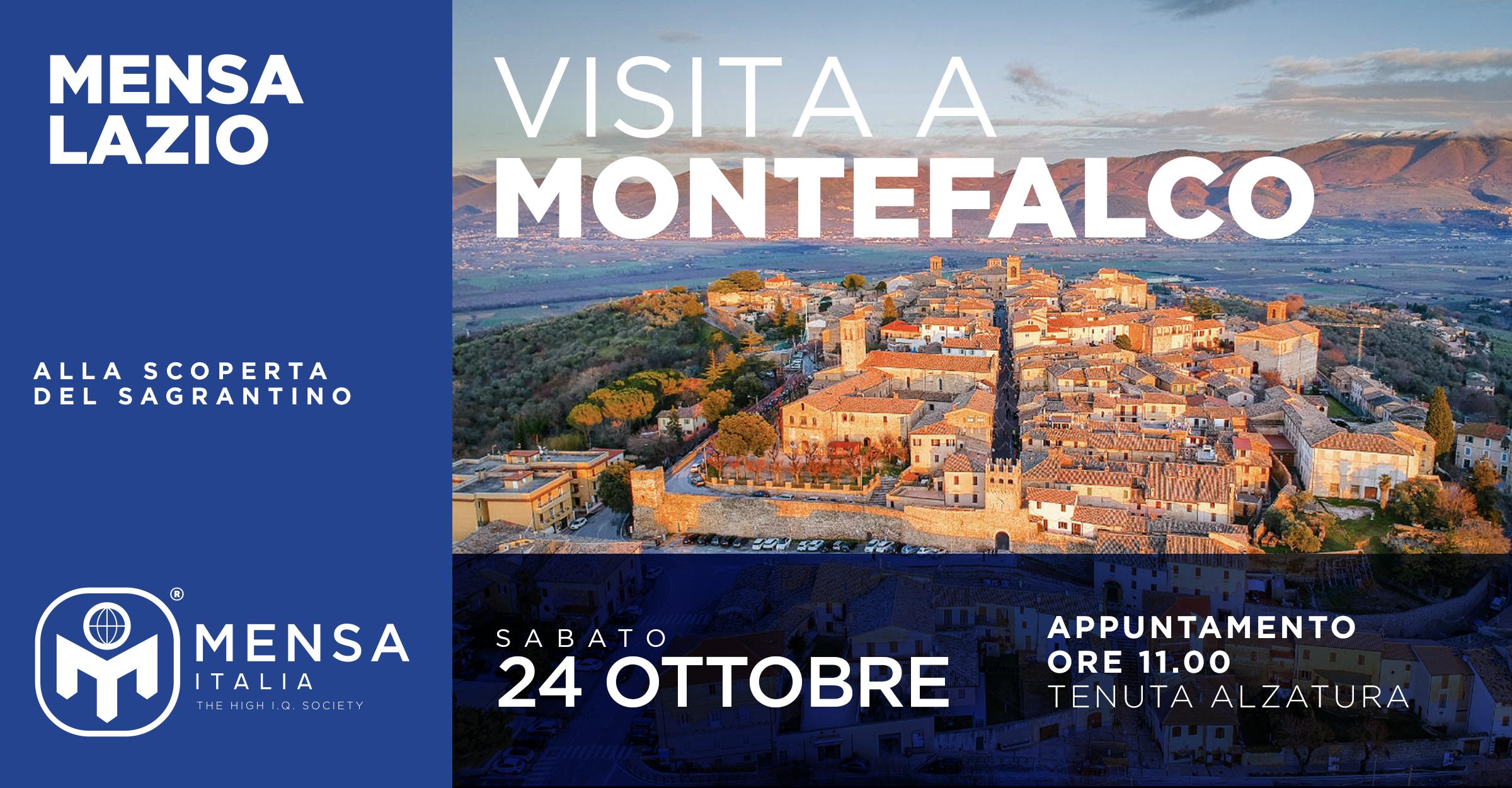 Visita a Montefalco