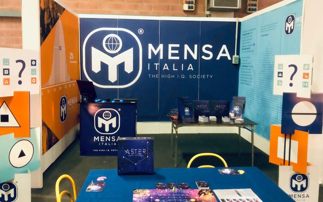 Il Mensa Italia al Modena PLAY